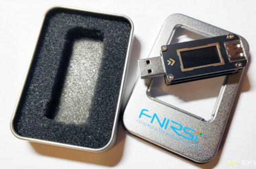 Доступный USB - тестер Fnirsi FNB28 с цветным экраном, авто триггером и обновлением ПО.
