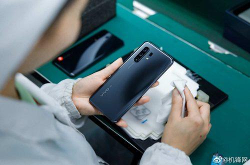 Перископная камера Vivo X30 Pro 5G рассекречена