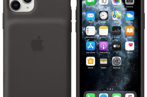 Даже чехлы iPhone требуют обновления прошивки для нормальной работы