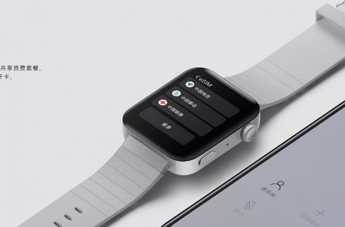 Стартовали продажи умных часов Xiaomi Mi Watch, которые смогут звонить самостоятельно