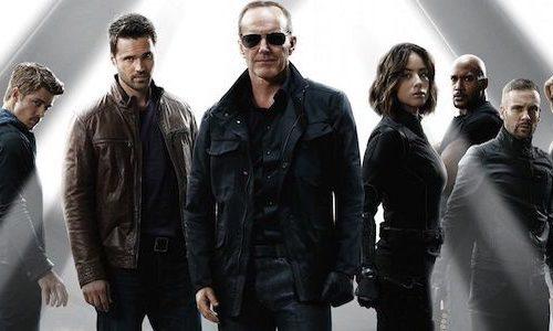 Первый кадр 7 сезона сериала «Агенты «Щ.И.Т.»