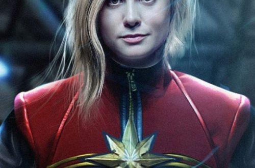 Исполнительница роли Капитан Марвел стала самой популярной актрисой 2019 года