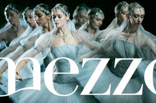 Телеканалы Mezzo объявили декабрь месяцем русской классики