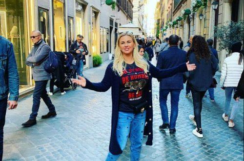 Анна Семенович уменьшила грудь на 4 размера из-за проблем со здоровьем
