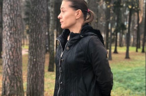 46-летняя Мария Голубкина шокировала поклонников фигурой и дерзким образом