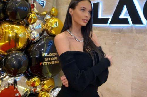 """Анастасия Решетова похвасталась полученным в подарок от Тимати """"автомобилем будущего"""" за рождение сына"""