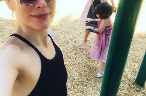 Теперь не как доска: Милла Йовович похвасталась увеличившейся грудью