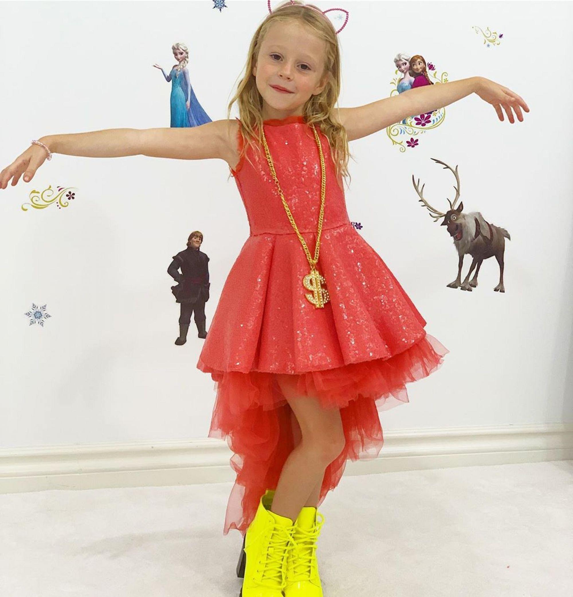 Пятилетняя девочка из Краснодара вошла в тройку самых высокооплачиваемых YouTube-блогеров