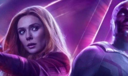 Суд над ведьмой на новых кадрах «ВандаВижен» от Marvel