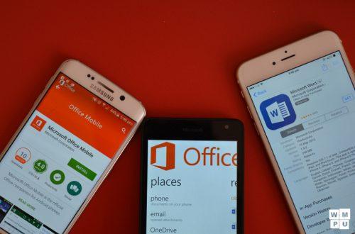 Microsoft прекращает поддержку Office на мобильном Windows