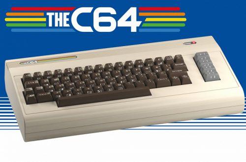 Для тех, кому за сорок. Легендарный Commodore 64 получил новую жизнь