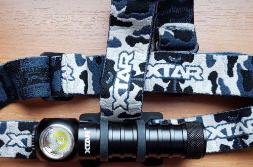 XTAR H3R Magnemite налобный фонарик.