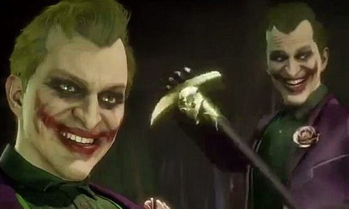 Кровавый тизер Джокера в Mortal Kombat 11