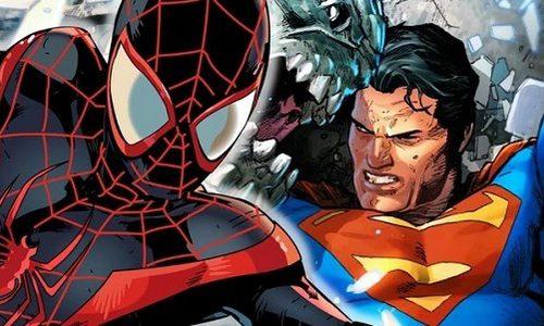 Человек-паук реально появился во вселенной DC