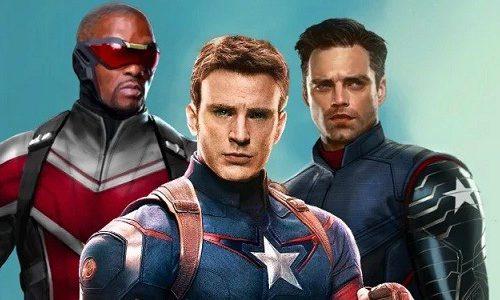 Первый взгляд на нового Капитана Америка из шоу «Сокол и Зимний солдат»