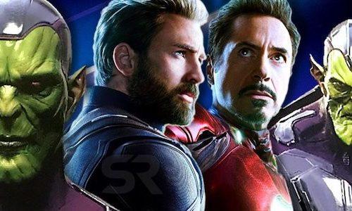 Marvel готовят сериал «Секретное вторжение»