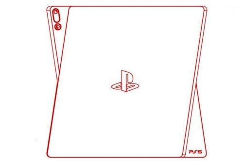 Такую Sony PlayStation 5 мы можем увидеть на полках магазинов