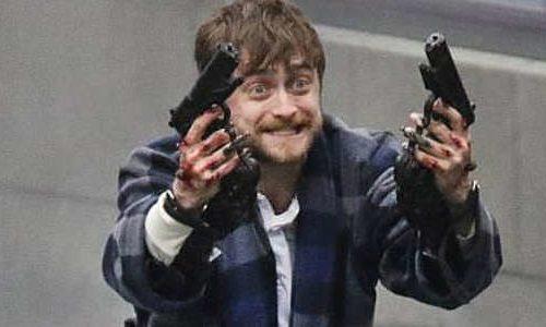 Безумный Дэниэл Рэдклифф в трейлере фильма «Безумный Майлз»