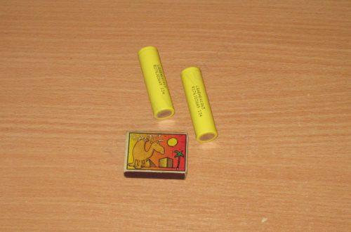 Аккумуляторы LG ICR18650-HE4