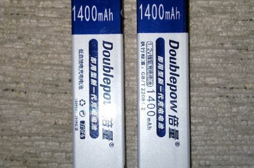 Призматические Ni-Mh аккумуляторы 7/5F6 / LF6 1400mAh с Али (аналог Panasonic HF-AZ01, Sony NH-14WM итд)