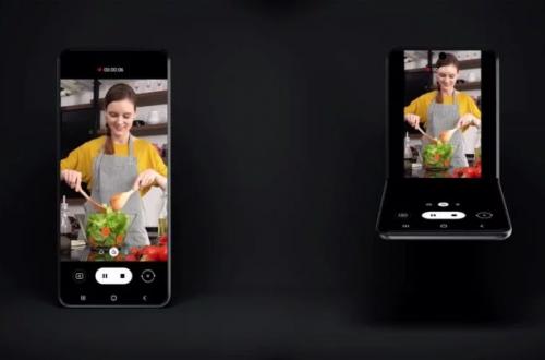 Названо лучшее отличие раскладушки Samsung Galaxy Z Flip от Motorola Razr и прошлогоднего Galaxy Fold