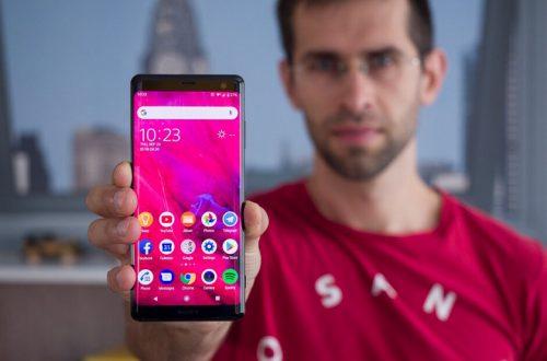 Сразу четыре смартфона Sony Xperia получили Android 10