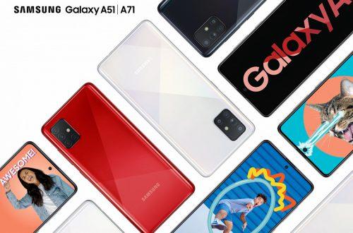 Дата выхода Samsung Galaxy A51 и A71
