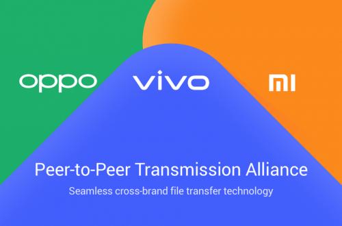 Xiaomi, Vivo и Oppo представили новую систему беспроводной передачи файлов