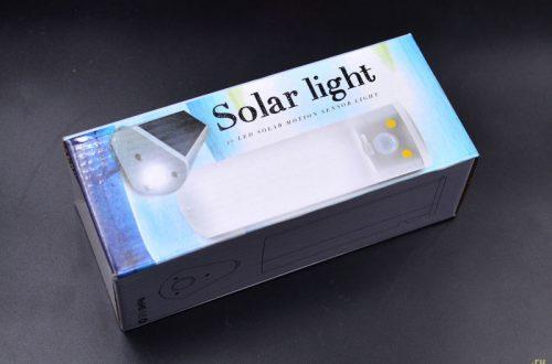 Наружный светильник Brilex на солнечной батарее
