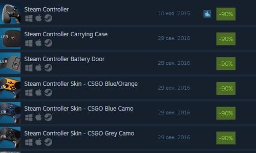 История о том, как я в США за 5$ Steam Controller покупал