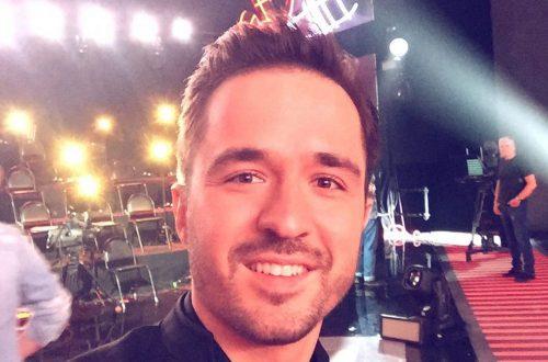 Аскер Бербеков стал победителем восьмого сезона телепроекта «Голос» на Первом канале