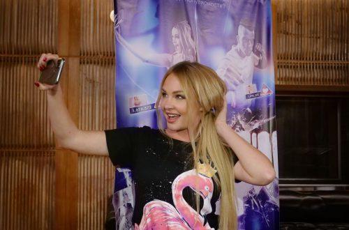 Участница шоу Дом-2 Дарья Пынзарь озвучила героиню фильма «Эксперимент: за стеклом»