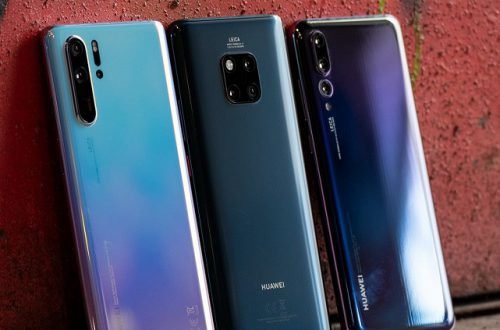 Huawei уже опередила Samsung