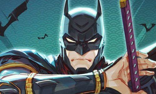 «Бэтмен-ниндзя» получит адаптацию с живыми актерами