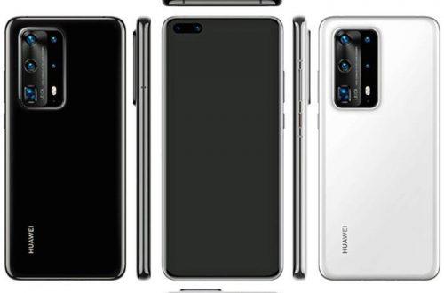 Дата выхода Huawei P40