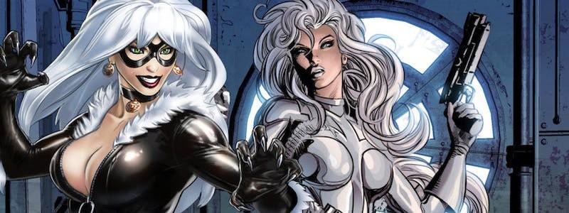 Утек сценарий фильма Marvel о Серебряном соболе и Черной кошке