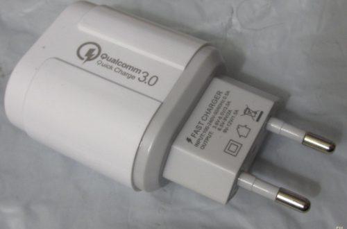 """Зарядное устройство QC2/QC3/""""18W"""" #2"""
