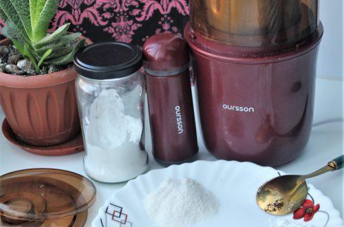 Мультимолка Oursson: моя новая кухонная помощница