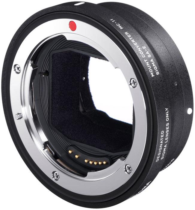 Обновление прошивки добавляет в переходник Sigma MC-11 SA-E поддержку четырех объективов Sigma