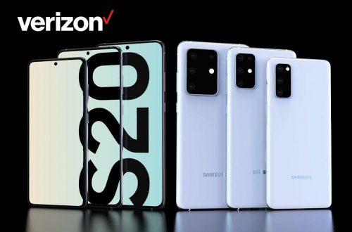 Огромные цены Samsung Galaxy S20 подтверждены