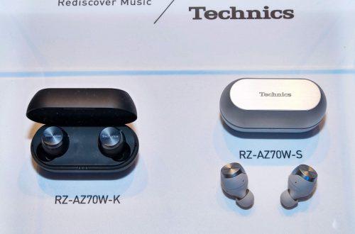 В полностью беспроводных наушниках Technics EAH-AZ70W используются излучатели диаметром 10 мм с графеновым покрытием