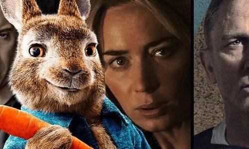 Все фильмы, которые перенесли из-за коронавируса