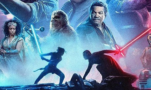 Посмотрите изначальную версию «Звездных войн 9»