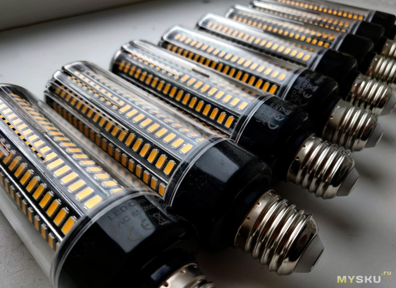 Светодиодная лампа 20 Вт (189 СИД 5730)