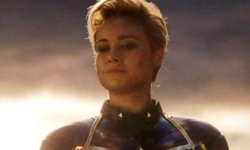 Раскрыто, когда Бри Ларсон покинет роль Капитана Марвел в MCU
