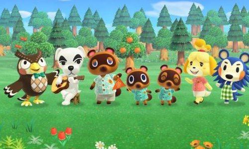 Animal Crossing: New Horizons поступила в продажу