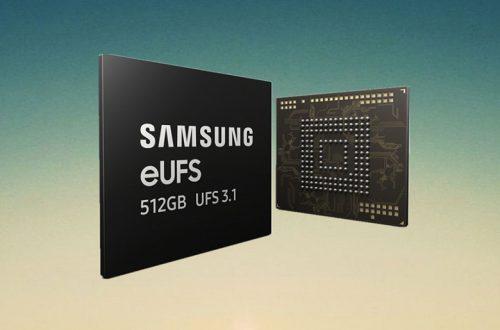 Флэш-память Samsung eUFS 3.1 для смартфонов оказалась в 3 раза быстрее, чем eUFS 3.0