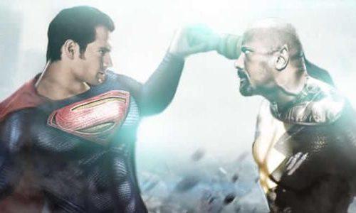 Студия против появления Супермена Генри Кавилла в фильме «Черный Адам»