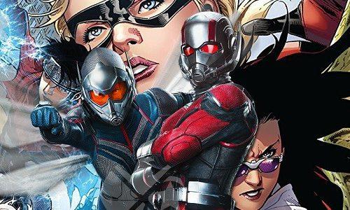Молодые Мстители появятся в «Человеке-муравье 3»