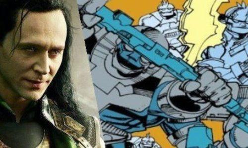 Минитмены появится в сериале «Локи» от Marvel